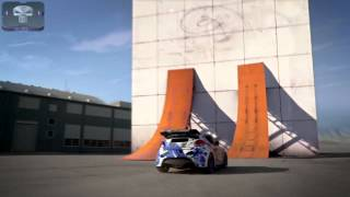 Extreme Sports Dangerous Car - (Official video)
