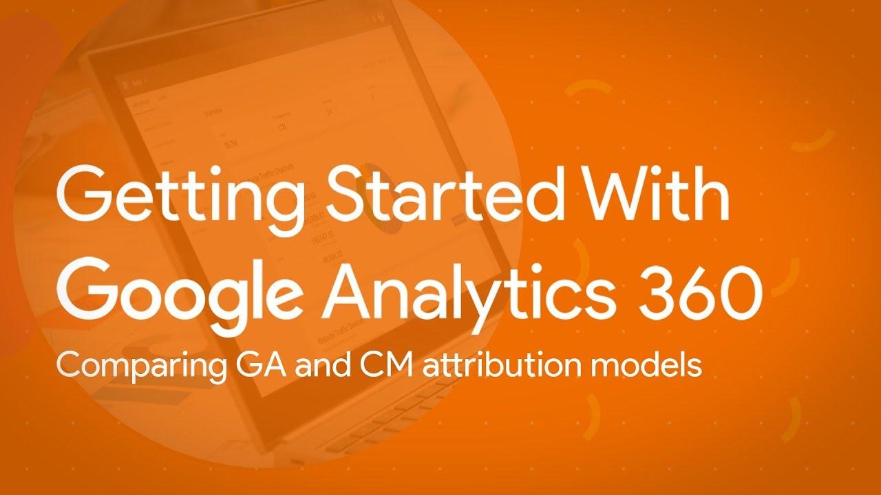 Comparing GA and CM attribution models