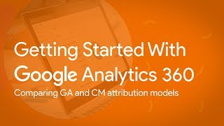 Comparing GA and DCM attribution models