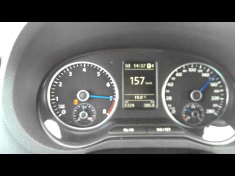 Volkswagen Polo R Wrc Stage 3 0-200 km/h