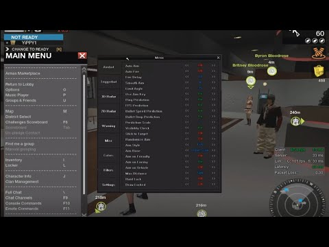 APB Reloaded: Hacking Footage 3.10% ACC HACK