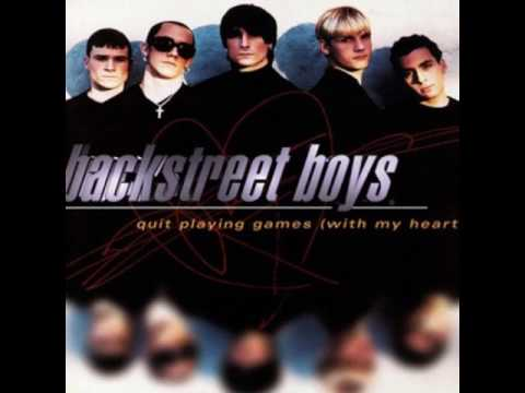 backstreet boys quit playing games with my heart 1997. Black Bedroom Furniture Sets. Home Design Ideas