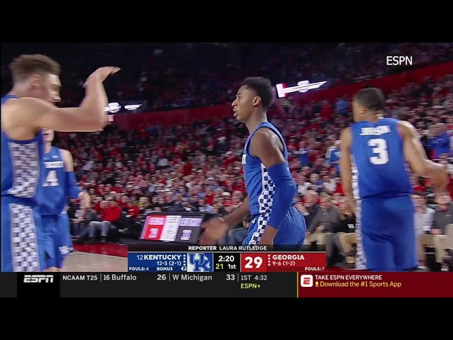 Kentucky Wildcats: Highlights, Box Score and Game MVP from