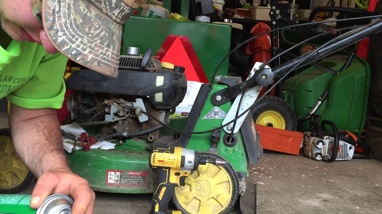 maxresdefault carb cleaning on a john deere jx75 youtube