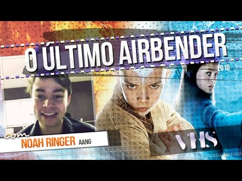 Review - The Last Airbender (2010) + Noah Ringer interview // VHS