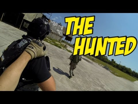 DevilDog Airsoft - The Hunted