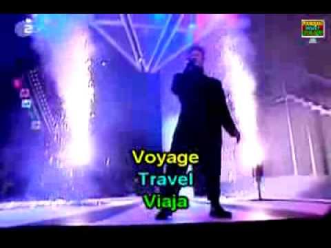 Learn French Simply: Desireless - Voyage Voyage; (travel translation, viajes traducción)