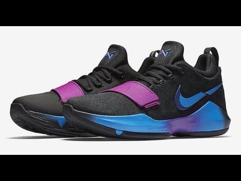 NBA 2k18- Nike Paul George Flip the