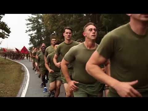 Marine Corps Birthday Ball Run