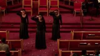 """Break Every Chain"" Praise Dance by Anointed Dancers of Ebenezer Baptist Church"