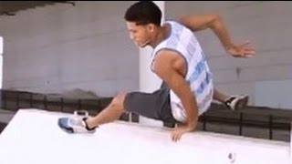 Extreme Parkour and Freerunning 2013