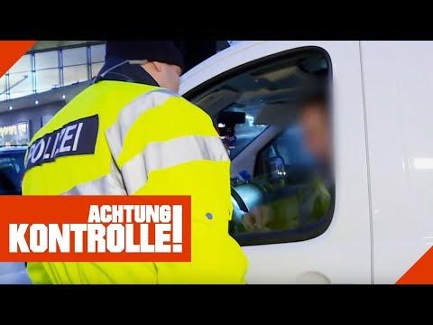 1 Monat Fahrverbot! Rot-Sünder bangt um seinen Job! | Achtung Kontrolle | kabel eins
