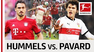 Hummels vs. Pavard - World Champion Defenders Go Head-to-Head