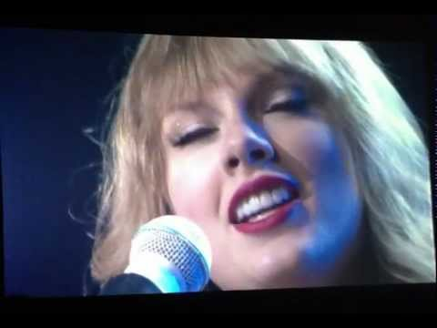Taylor Swift - Eyes Open (World Premiere Live) 03.17.12 BEST QUALITY