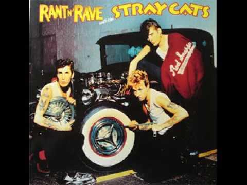 Stray Cats - She's Sexy + 17