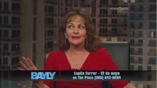 Jaime Bayly entrevista a Lupita Ferrer 1/2