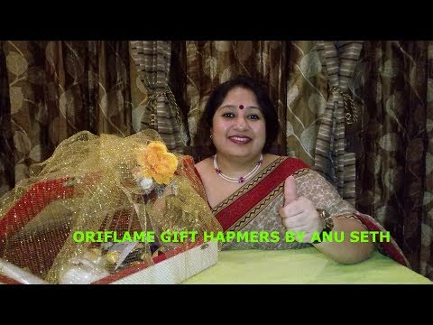 ORIFLAME GIFT HAMPERS BY ANU SETH