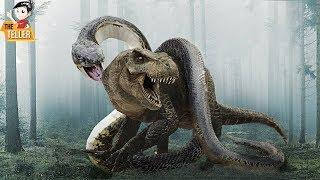 10 งูที่น่ากลัวยิ่งกว่าไดโนเสาร์ (ตำนานงูยักษ์!!)