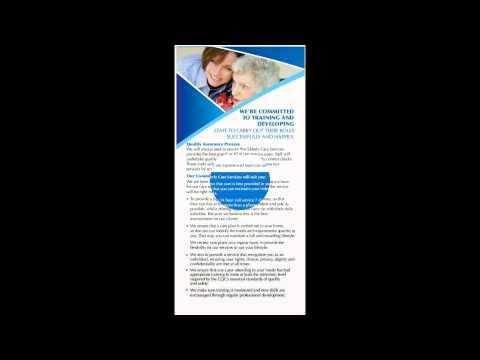 Elderly Care Services - Domiciliary Care Provider
