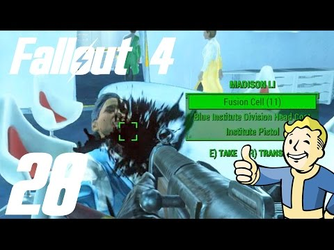 Fallout 4: Narcissist Run - 28 - The Battle for Bunker Hill