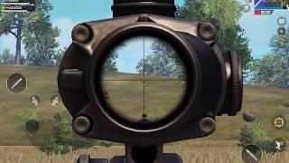 SunnyGRT - PUBG Mobile Gameplay - Video #1