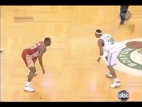 Paul Pierce Exposes LeBron's Overrated Defense (Incomplete) -  2008 NBA ECSF