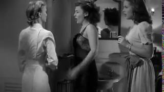 Catfight between Veronica Lake and Paulette Goddard