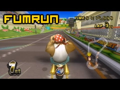 Fumrun - An MKW Epic Moments Compilation