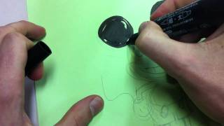 How to Draw 1920s Mickey Mouse!