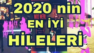 2020'NİN EN İYİ HİLELERİ -FREE FİRE