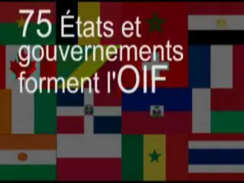 L'Organisation internationale de la francophonie: L'OIF En bref
