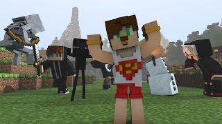 ÖLMEME CHALLENGE YAPIYORUZ! (ÖLÜ VAR:D) - En Zor Minecraft #19