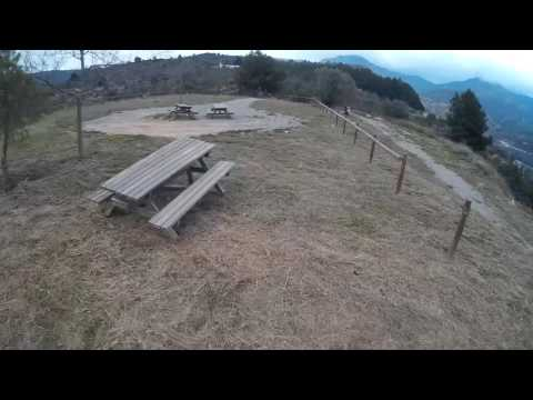 RACING DRONE FPV TRAINING SESSION - QUADCOPTER GUERRILLA