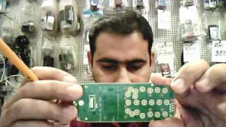 training mobile phone repairing P.C.B mother board INTRODUCTION .part 01 urdu
