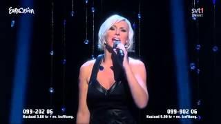 Евровидение 2014 Швеция Sanna Nielsen Undo