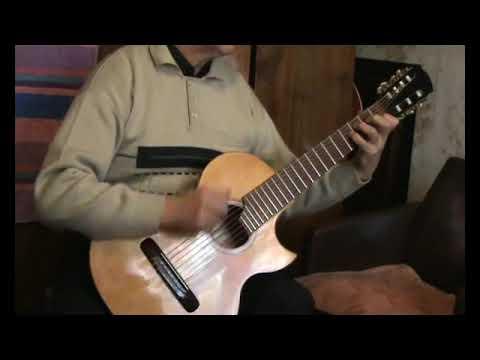 Анатолий Шелехов (семиструнная гитара)