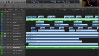 Logic Pro X Drum Workflow Tips
