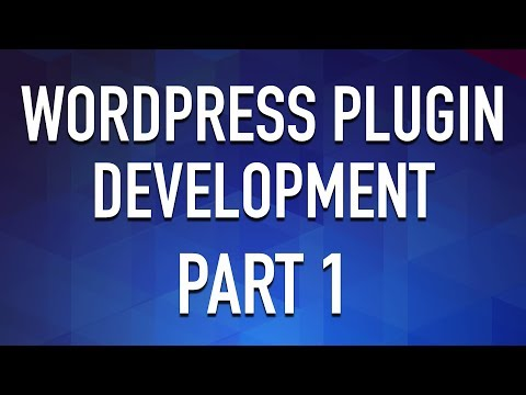 Create a WordPress Plugin from Scratch – Part 1