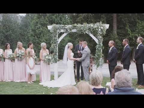 Katie and Ryan Full Wedding Feature Film, August 25th 2018