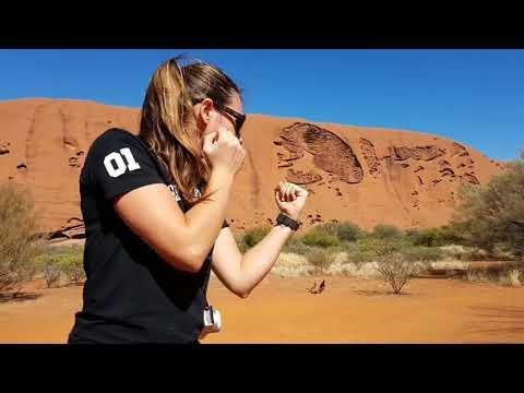 Road trip Red Center (Uluru - Ayers Rock) Australia 2017