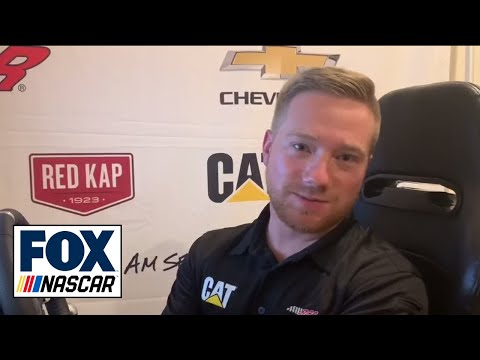 Driver reactions from Virtual Texas Motor Speedway | NASCAR ON FOX