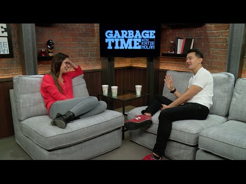 GARBAGE TIME PODCAST: Episode 20 - Ronny Chieng