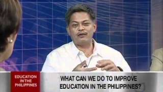 ANC Talkback: Education in the Philippines 3/6