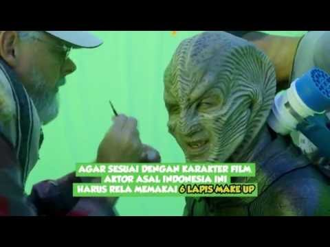 Alien Jahat di Start Trek Beyond Ternyata Joe Taslim