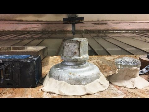 Fire Hydrant Cap vs 60,000 PSI Waterjet