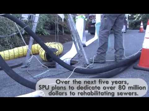 Maintaining Seattle's Sewer System
