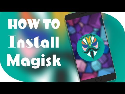 Install Magisk Manager and RECOVERY on ANY Non Rooted