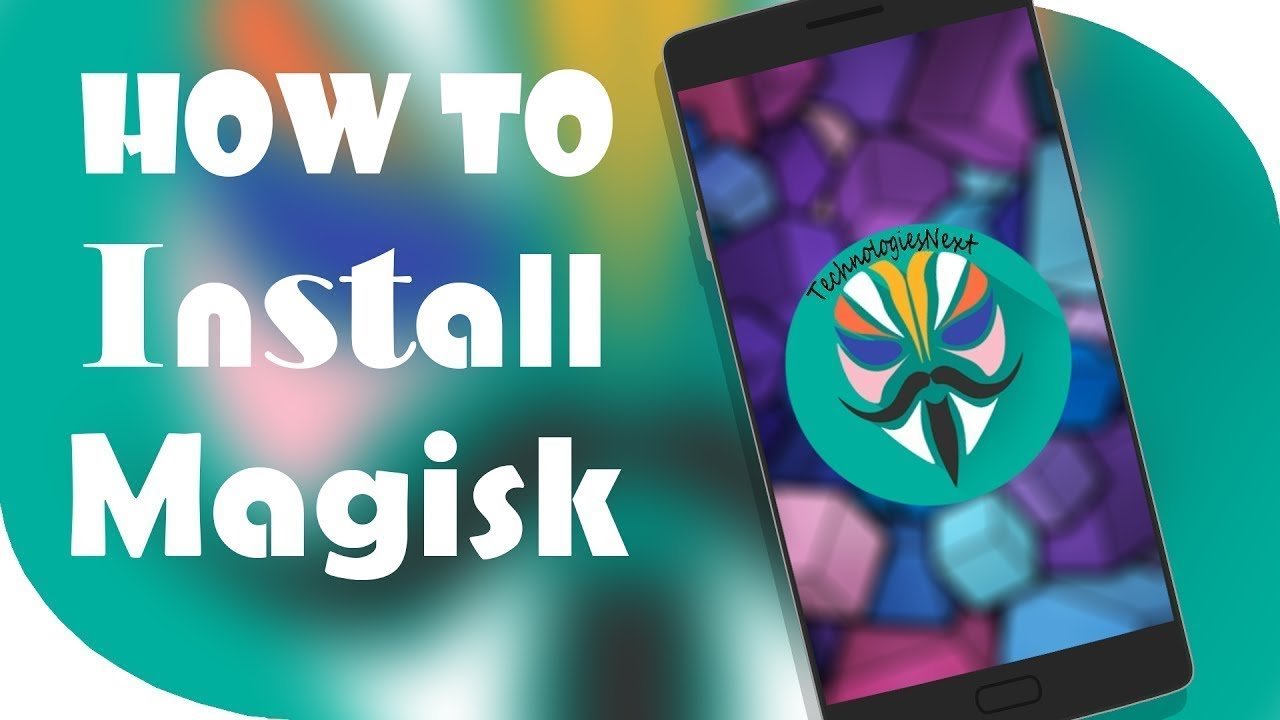 Install Magisk Manager and RECOVERY on ANY  Non Rooted Android Redmi 5