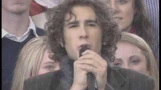 Josh Groban   You raise me up Superbowl 2004 Nasa tribute