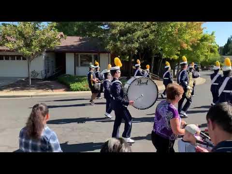 Ygnacio Valley High School Marching Band March-A-Thon 2  9/21/19